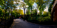 Autumn Afternoon In Central Park